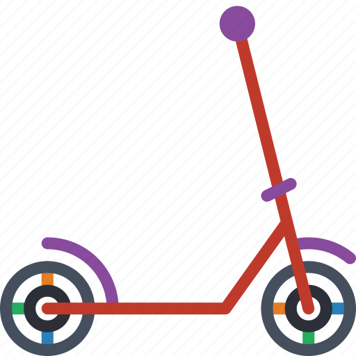 Childrens, kids, ride, scooter, toy, toys icon - Download on Iconfinder