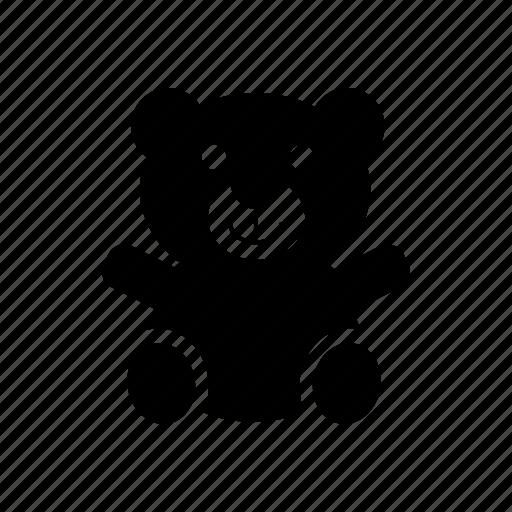 bear, game, teddy bear, toy icon