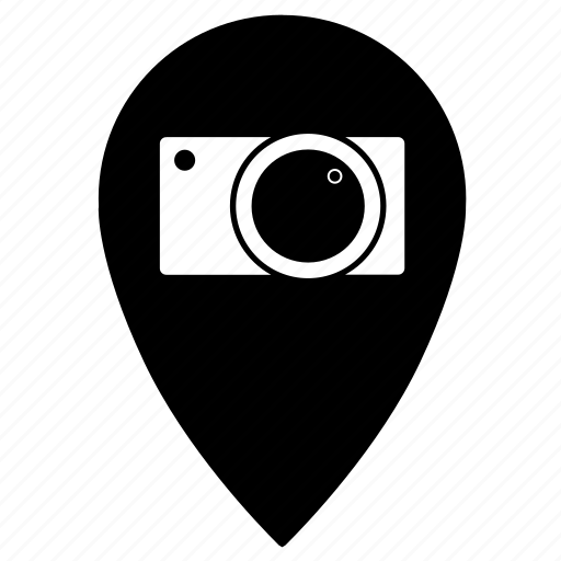 camera, photo, point icon