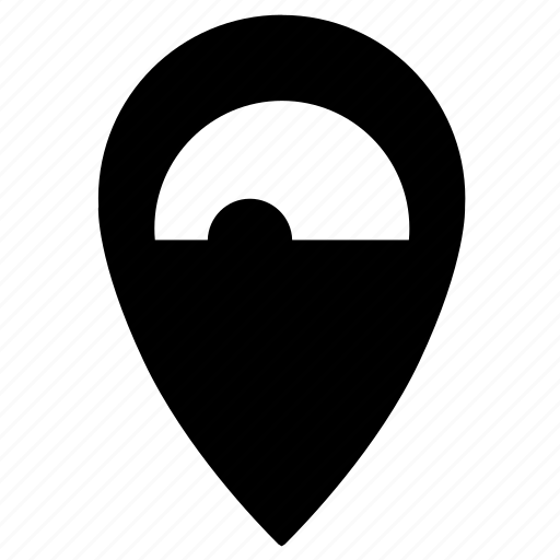point, tunnel icon