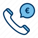 call, consult, consulting, money icon