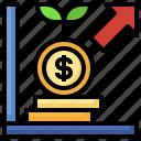 diagram, finance, trading, economy, worldwide