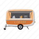 counter, mobile, tent, trade, trading, transport