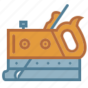 hand plane, plow plane, woodworking icon
