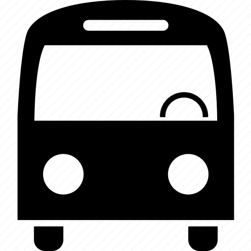 bus, car, traffic, transportation, travel icon