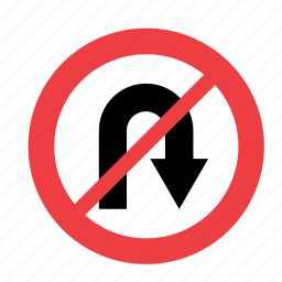 allowed, arrow, forbidden, no, not, prohibited, sign icon