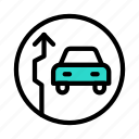car, traffic, road, sign, board