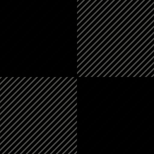 checker, transform, transparent icon