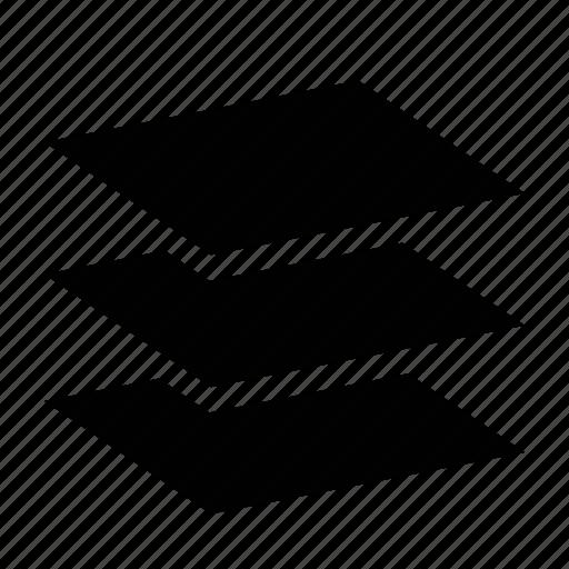 layers, order, transform icon