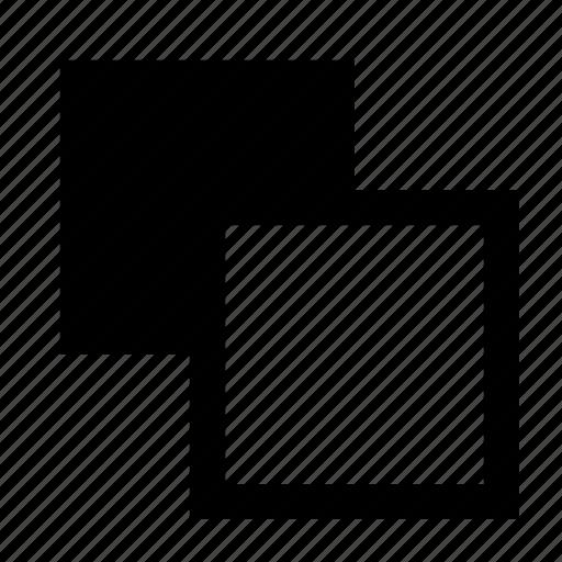 arrange, back, move, order, to, transform icon