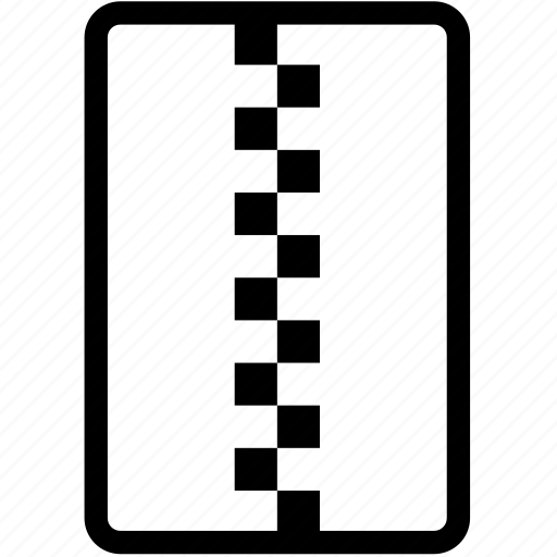compress, folder, zip icon