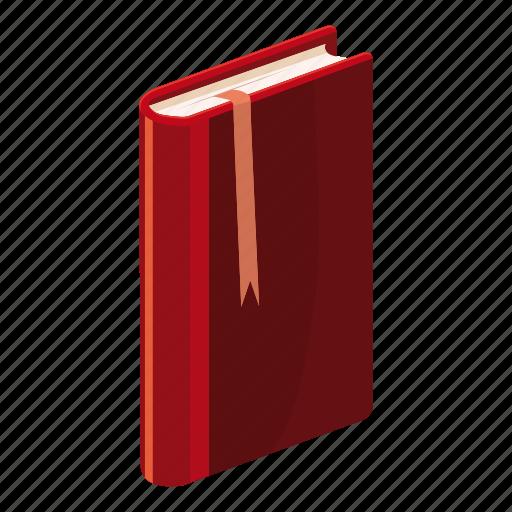 book, bookmark, bookstore, buy, cartoon, college, diary icon
