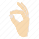 agree, agreement, arm, best, business, cartoon, ok icon