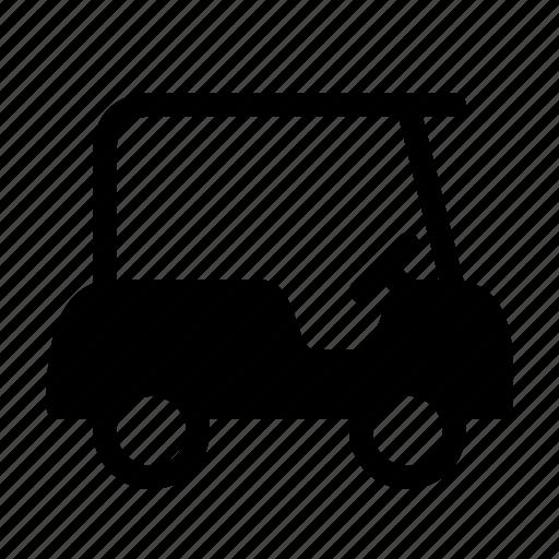 Car, golf car, golf cart, transport, vehicle icon - Download on Iconfinder