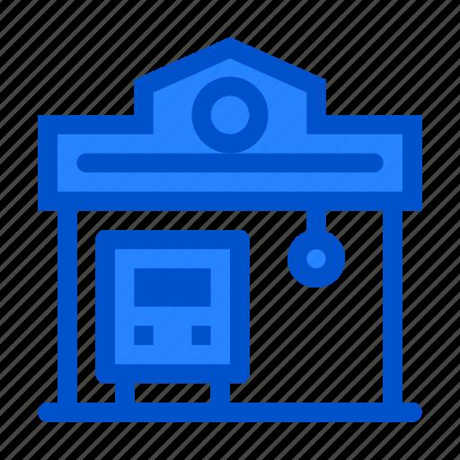 bus, bus station, road integration, station, stop, transportation icon