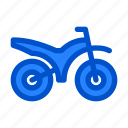 moto, moto bike, motocross, motorcycle, vehicle icon