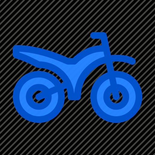 moto, moto bike, motocross, motorcycle, vehicle icon