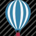 airplay, hot air balloon, parachute, sky diving, travel icon