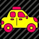 car, taxi, traffic, transport, transportation