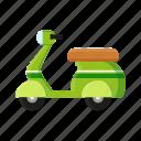 scooter, transport, transportation, travel, vehicle