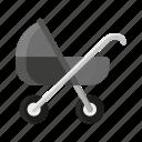baby stroller, transport, transportation, vehicle