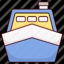 vehicle, transportation, cruise, transport, ship, yacth, logistic