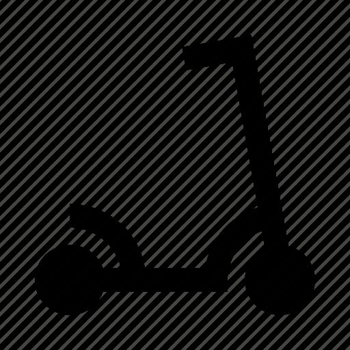 bike, kick, scooter icon
