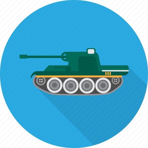 conflict, defense, military, tank, transport, war, weapon icon