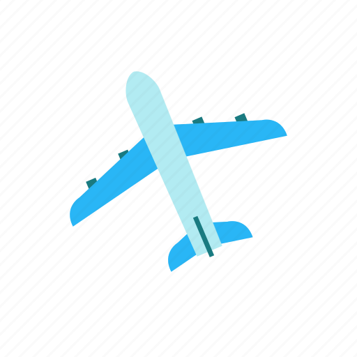 airplane, tickets, transport, ui icon