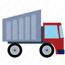 cargo, delivery, shipping, transport icon