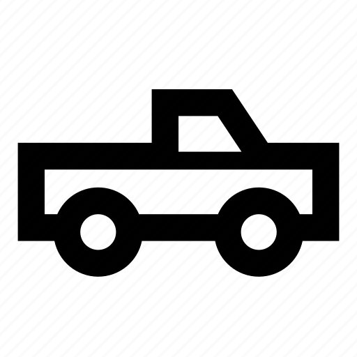car, pickup, transport, transportation, truck, vehicle icon