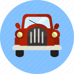 auto, car, tourism, traffic, transport, travel, vacation icon