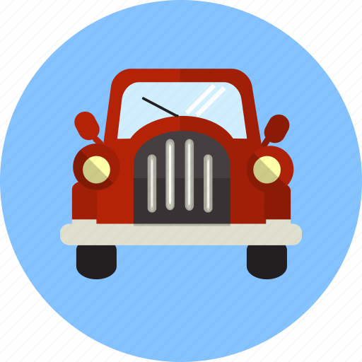 auto, car, tourism, traffic, transport, travel, vacation icon