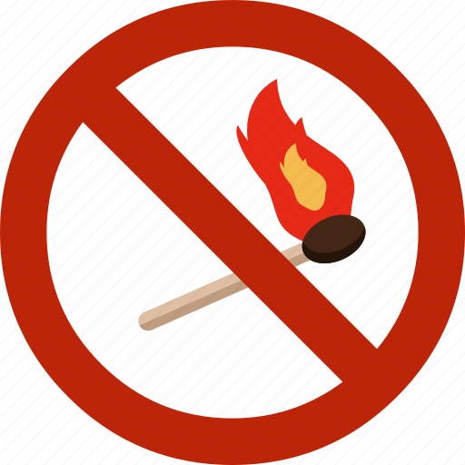attention, danger, flame, forbidden, information, not, warning icon