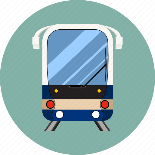 Railway, subway, traffic, train, transport, travel, wagon icon - Download on Iconfinder