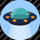 alien, fly, spaceship, transport, ufo