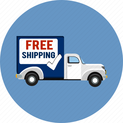 commerce, courier, delivery, retail, shipping, shopping, van icon