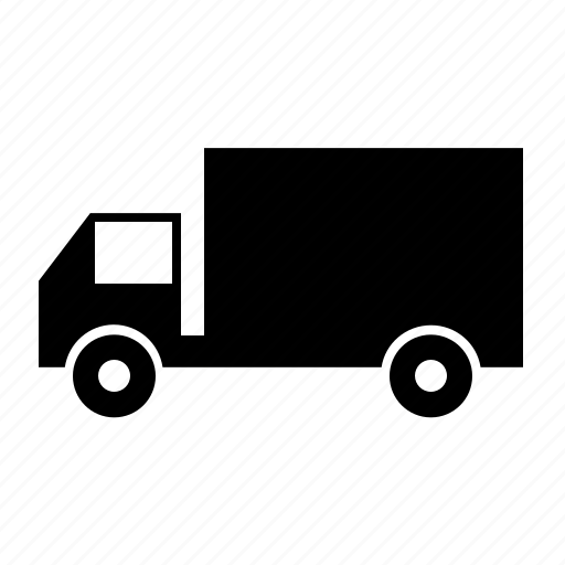 delivery, logistic, truck icon