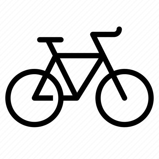 bicycle, bike, cycle, cycling, ride, sport, transport icon
