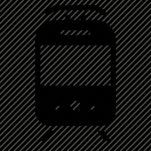 metro, public, subway, train, tram, tramway, transport icon