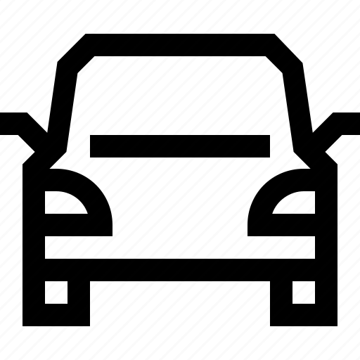 automobile, car, transport, vehicle, walk icon