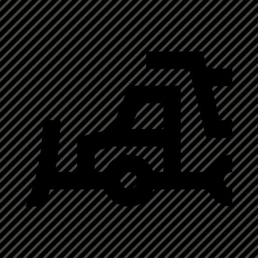 car, clean, plow, snow, snow plow, transport, truck icon