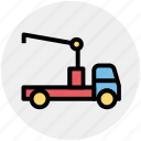 automobile wagon, cargo wagon, delivery wagon, shipment, traffic, truck, vehicle icon