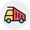 cargo, cargo vehicle, lorry, shipping truck, transportation, truck, vehicle icon