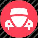 coupe, hatchback, king vehicle, loyal vehicle, sedan, station wagon icon