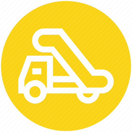automobile wagon, cargo wagon, lorry wagon, shipment, traffic, truck, vehicle icon