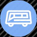air conditioner bus, public transport, public vehicle, transport, transport vehicle, travel, vehicle icon