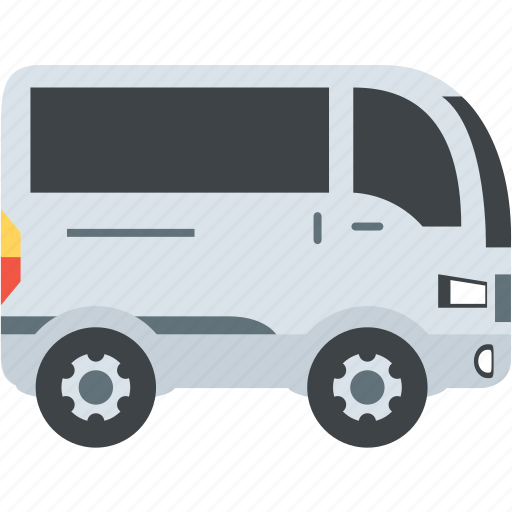delivery, transportation, van, vehicle icon
