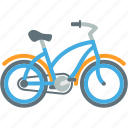 bicycle, bike, cycle, ride icon