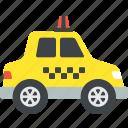 auto, cab, taxi, traffic icon